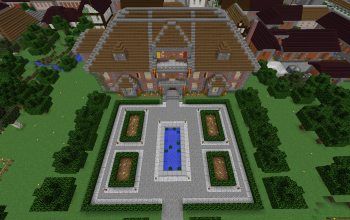 Minecraft Houses and shops creations on
