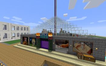 Citybuild Pyramid Shop