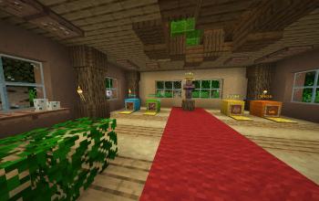 Minecraft arenas creations