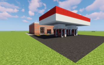Gas Station (Modded)
