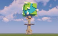 World Statue