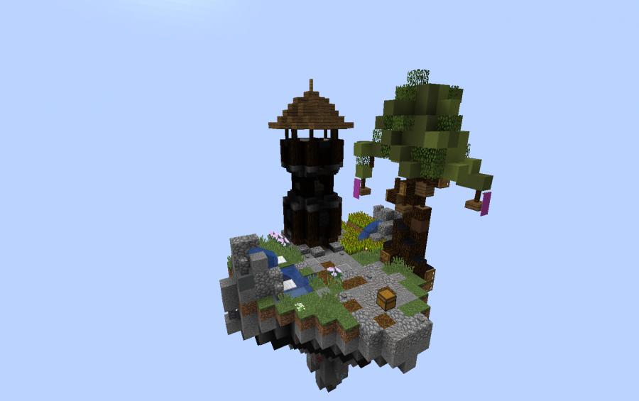 Skyblock island type-3, creation #13446