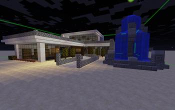 Bleak's Pixel House