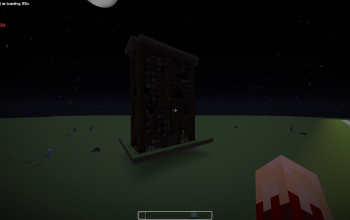 [NEW] WOOD & GLASS BUILDING