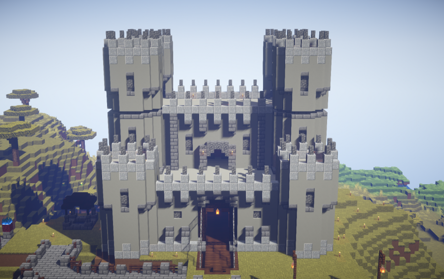 Small Medium Castle Creation 13503