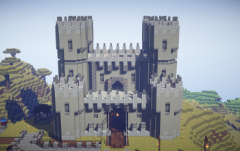 Small/Medium Castle