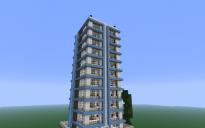 Modern Residential Skyscraper