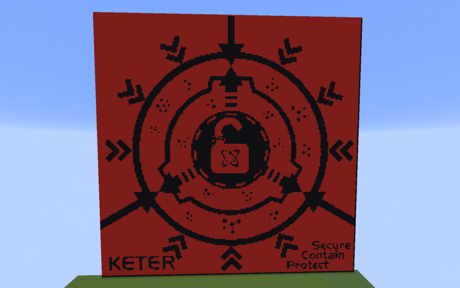 Scp Keter Creation 13543