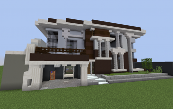-- EPIC VILLA BUILD --