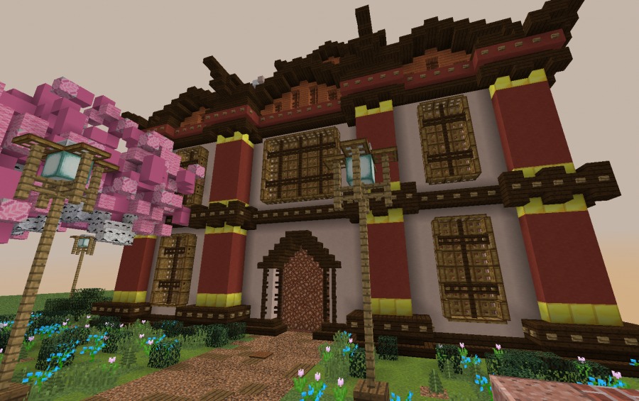 HUGE CHINA TOWN BUILD, creation #13548