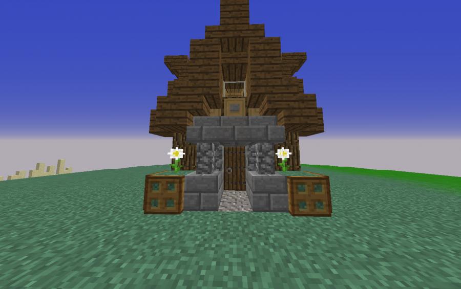 minecraft weihnachtsbaum. Black Bedroom Furniture Sets. Home Design Ideas