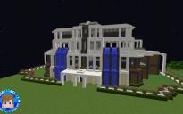 Lakehouse Mansion