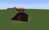 Nether End Cube