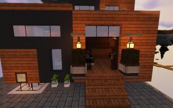 Tiny Modern House