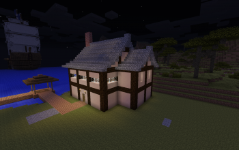 Small Rustic Inn