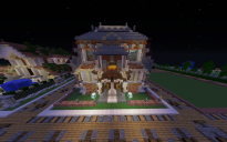 Baroque town villa