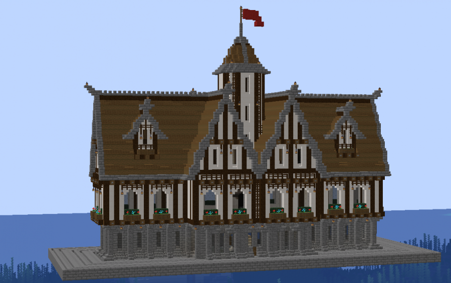 Schematica 114 4 Best Viking Minecraft Maps Projects