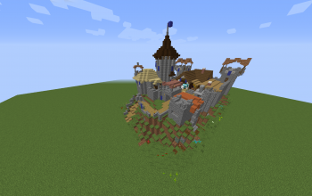 Minecraft Medieval Creations