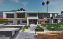 Modern Mansion 3