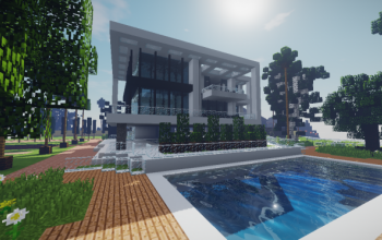 Modern Mansion Beverly Hills 3