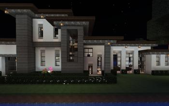 Sea View - A modern home