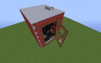 A big little house By Zertoren3132