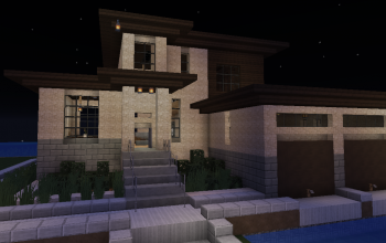 SeaCrest - A Modern / Suburban home
