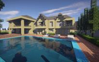 Big Mansion In Bevelly Hills city