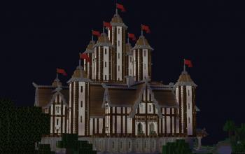 Minecraft Medieval Creations