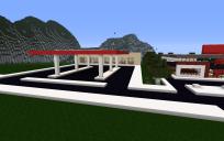 Petrol/ Gas station