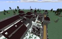 Medieval Nether Fort