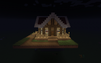 First survival House