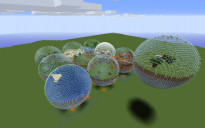10 Sphere Bio-Dome