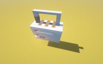 Elykdez's 3x5 Sand Gate