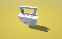 Elykdez's 5x3 Sand Gate