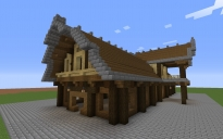 Medieval building to transform!