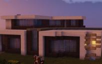 Modern Medium Villa/Mansion