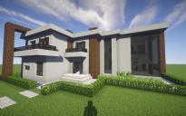 Modern Mansion #4
