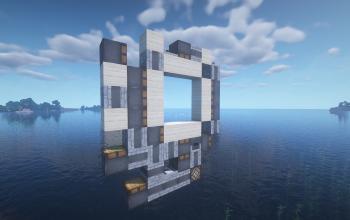 Elykdez's 3x3 Piston Door