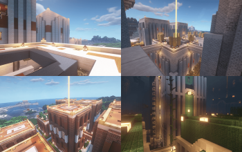 Skins - Modular Base Collection