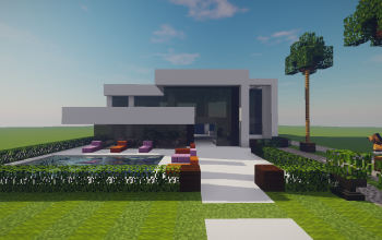 Modern House (December Projects #1)
