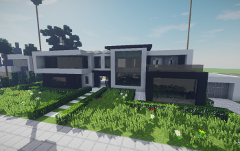 Modern House (December Projects #2)