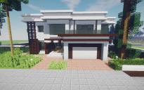 Modern House (December Projects #4)