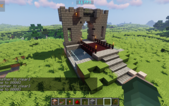 Full motion Drawbridge for 1.14.4