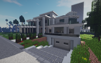 Modern House (December Projects #6)