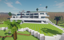 Modern Mansion (Mansions Project #1)