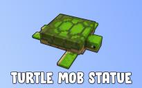 Turtle Mob Statue