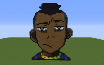 Sokka Pixel Art