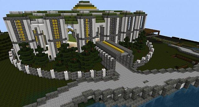 Great server spawn unique looking building creation 14 great server spawn unique looking building gumiabroncs Gallery
