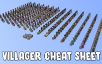 Villager Cheat Sheet
